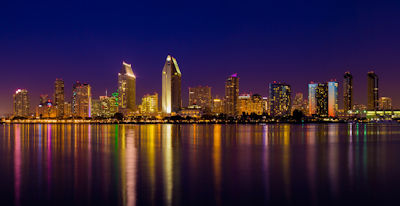 San Diego at Night400x200